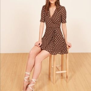 Reformation Lucky dress